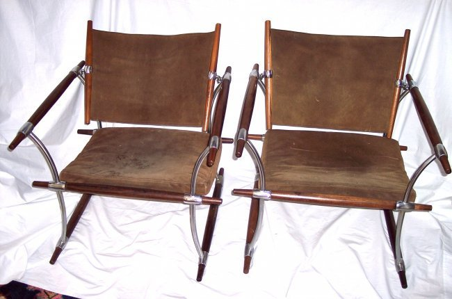 """MID CENTURY MODERN """"STOKKE"""" CHAIRS WITH PARTS"""