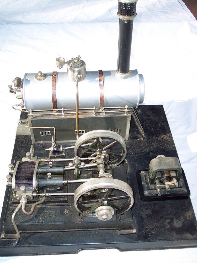 LARGE SCALE MARKLIN COMPOUND STEAM ENGINE