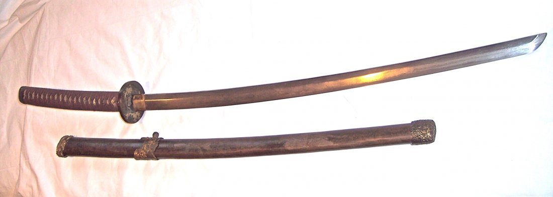 JAPANESE SAMURI SWORD