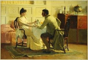 Francis Coates Jones (American, 1857-1932) The
