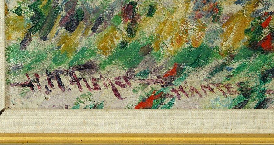 Hugo Melville Fisher (American, 1877-1946) Vue de - 2