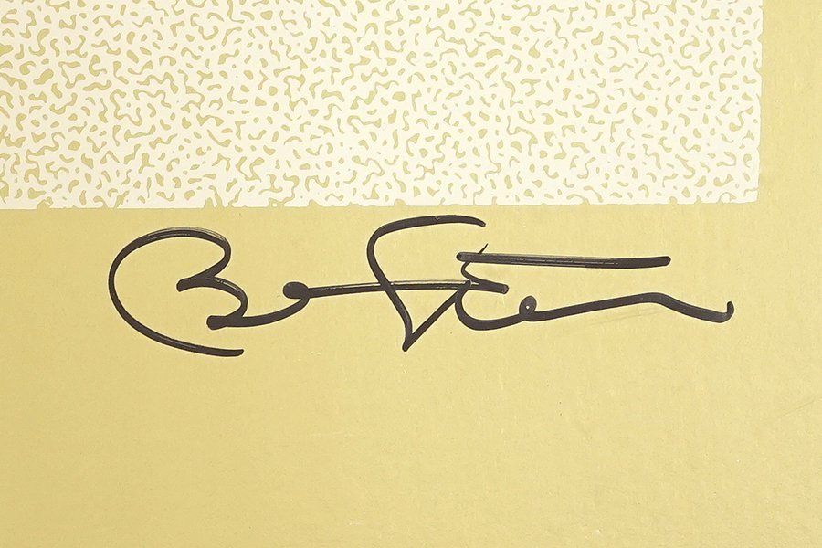 Bert Stern (American, 1929-2013) Marilyn - Gold. - 2