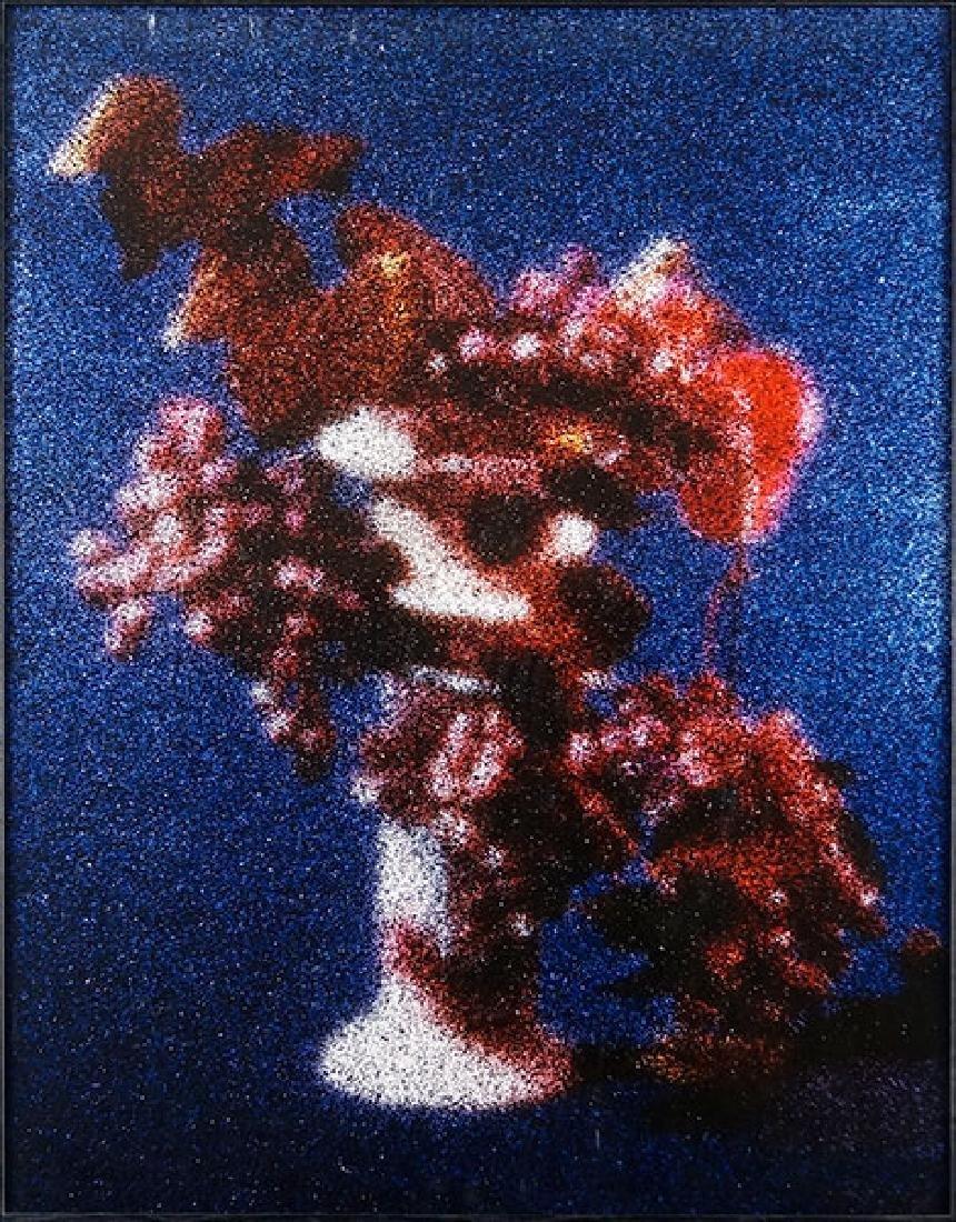Ellen Brooks (American, B. 1940) Grapes.