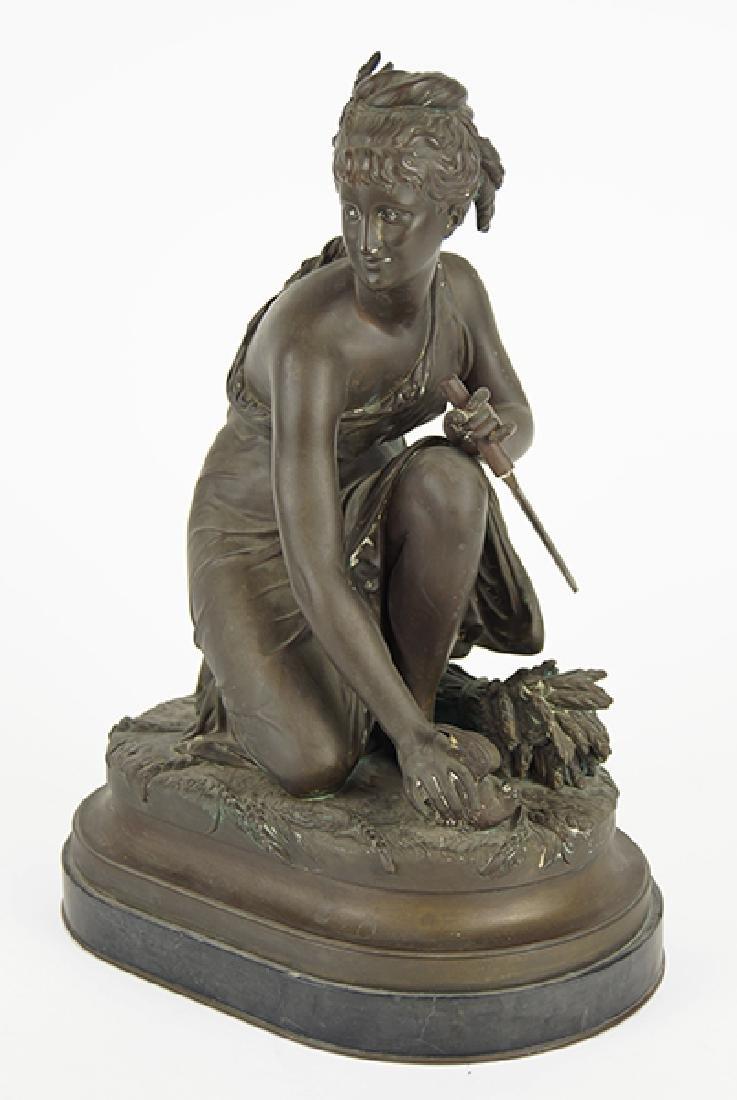 Eugene Laurent (French, 1832-1898) Ceres.