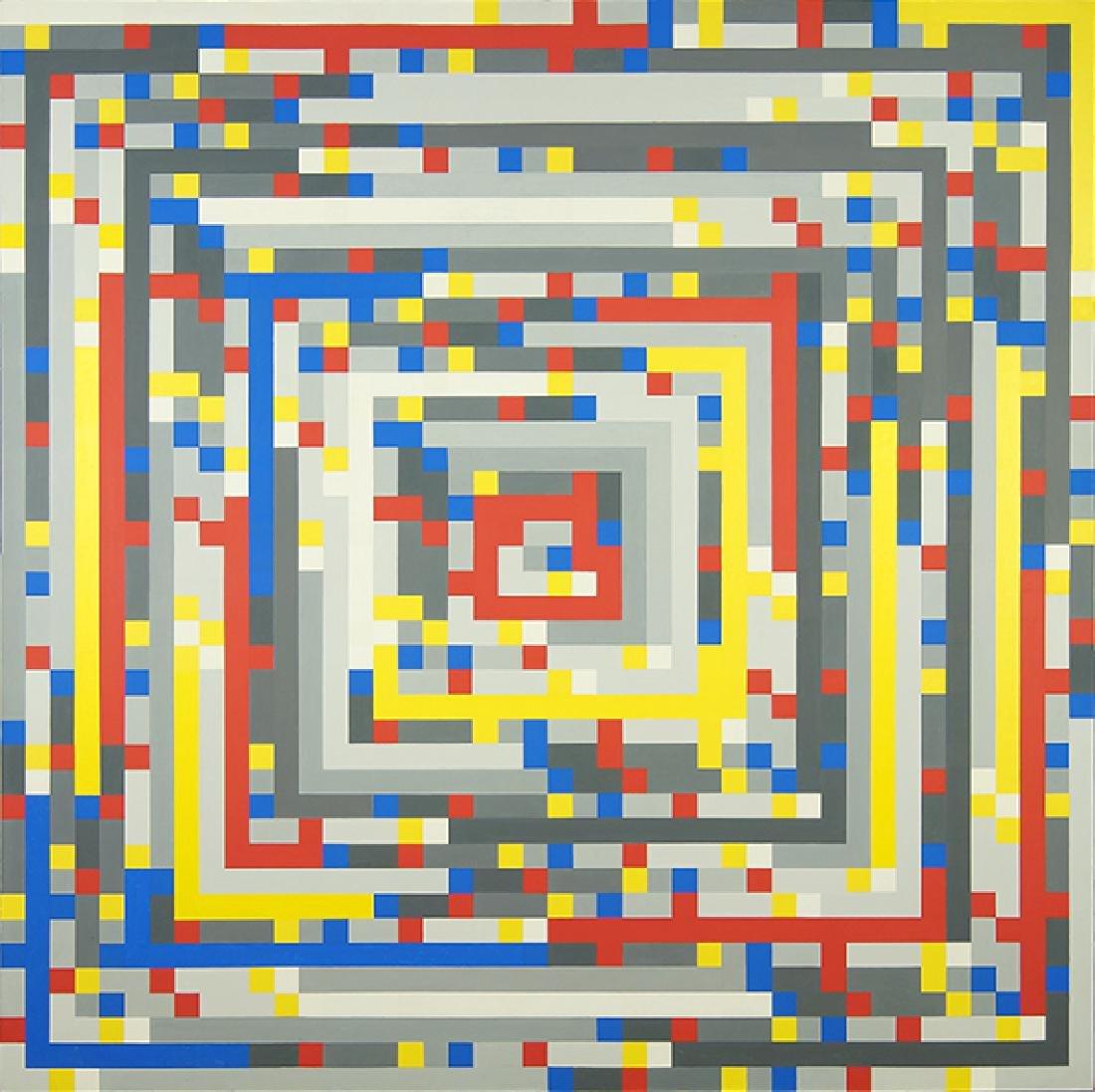 Ellen Cibula (American, B. 1933) Untitled.