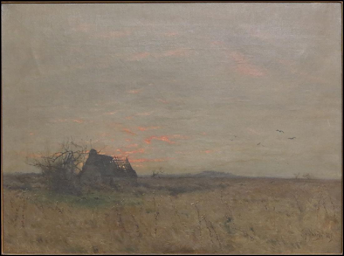 Henry William Banks David (British, 1833-1914).