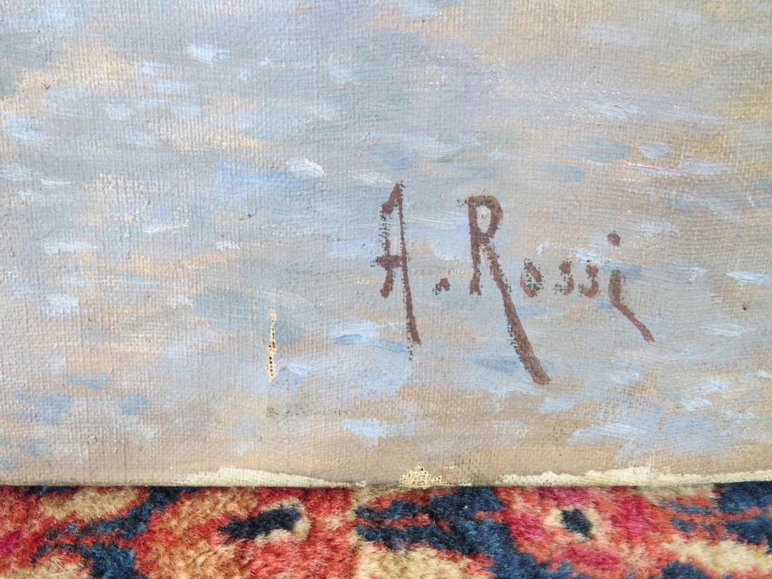 Alexander Mark Rossi (British, 1840-1916) The Treat. - 8