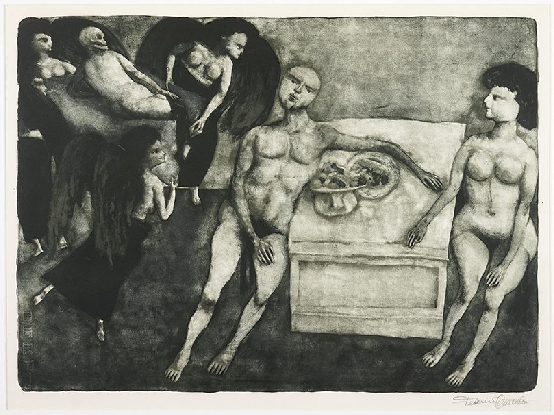 Federico Castellon (Italian-American, 1914-1971) The