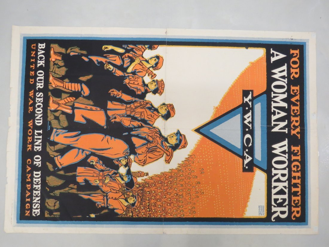 A Collection of Ten World War I Posters. - 3