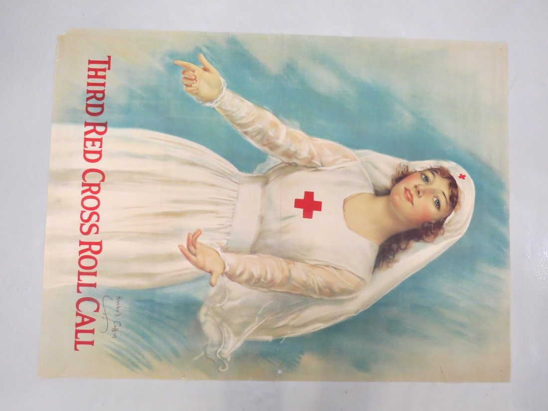 A Collection of Five World War I Posters. - 5