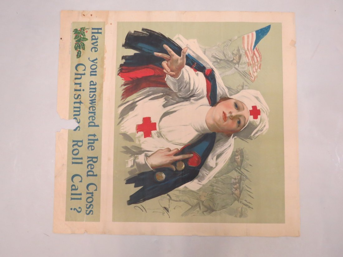 A Collection of Five World War I Posters. - 9