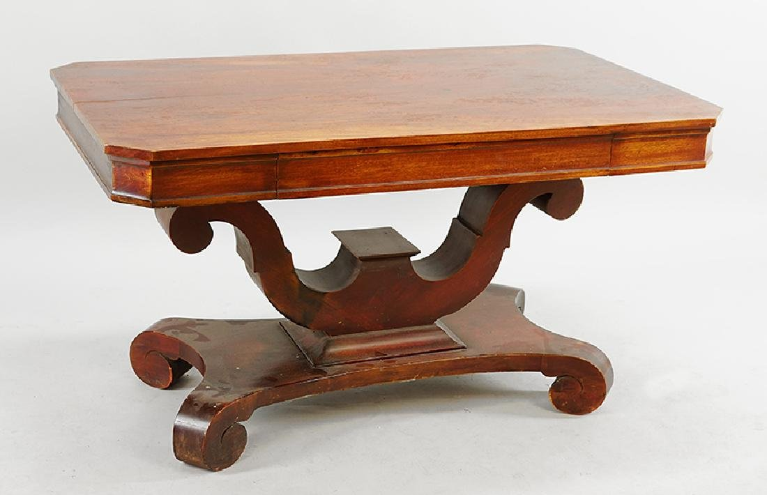 An Empire Table.