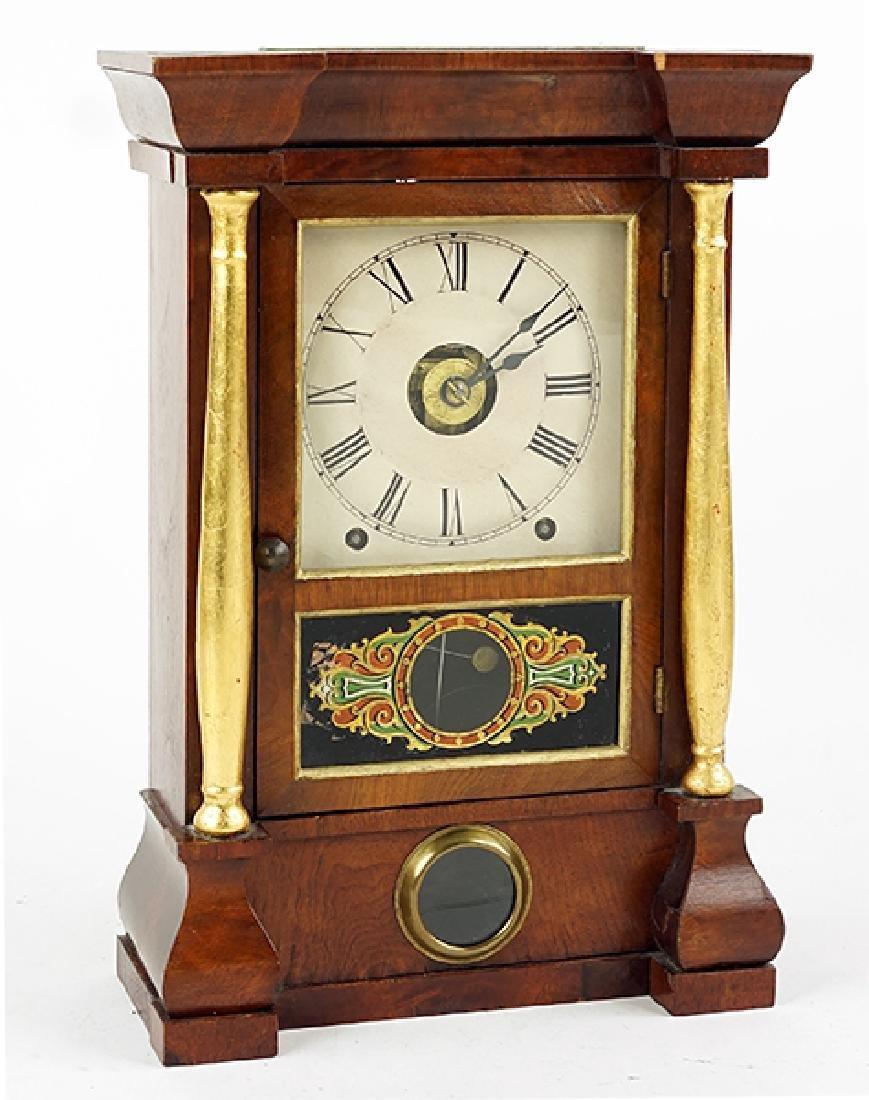 A Seth Thomas Mantle Clock.