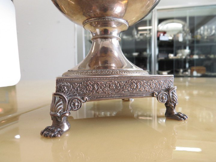 A 19th Century French Silver Confiturier. - 9