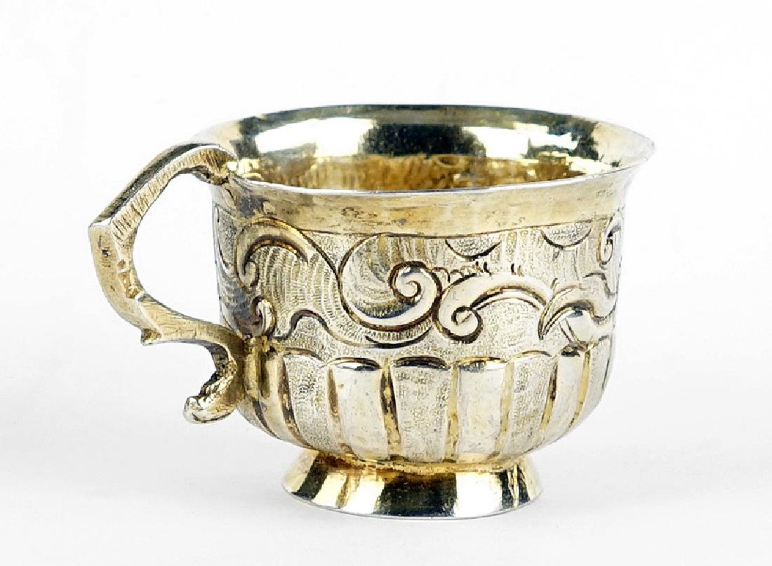 A Scottish Silver Cup.