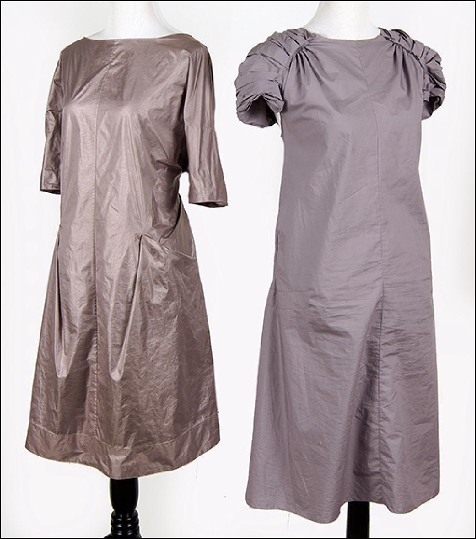 Two Marni Dresses.