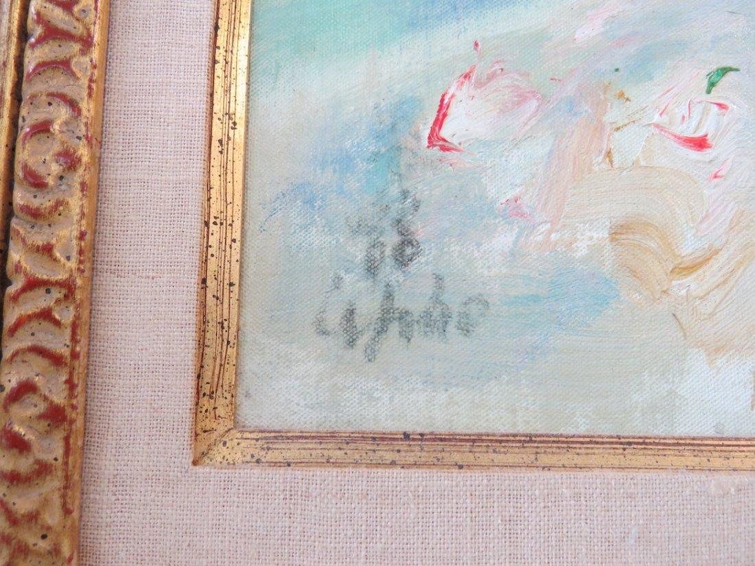 Le Pho (Vietnamese-French, 1907-2001) Bouquet. - 5