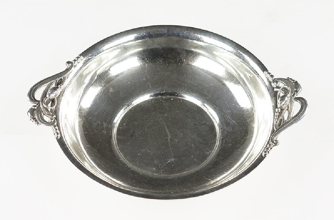 A Randahl Sterling Silver Bowl.