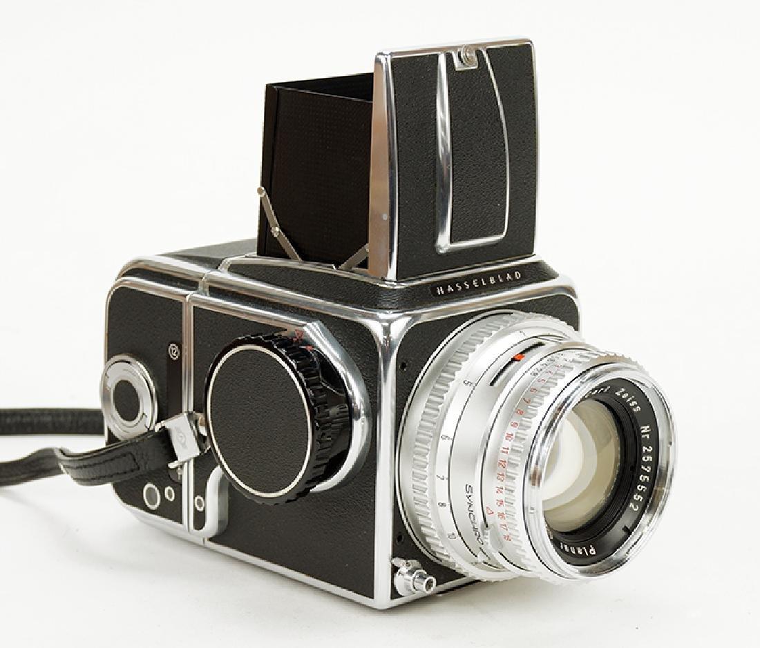Hasselblad 500C Camera.
