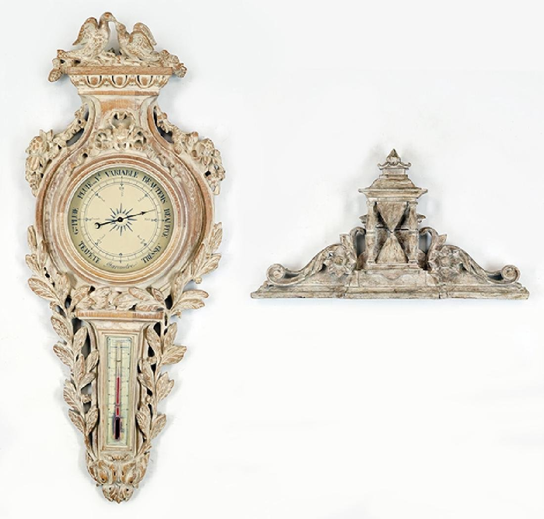 A French Barometer.