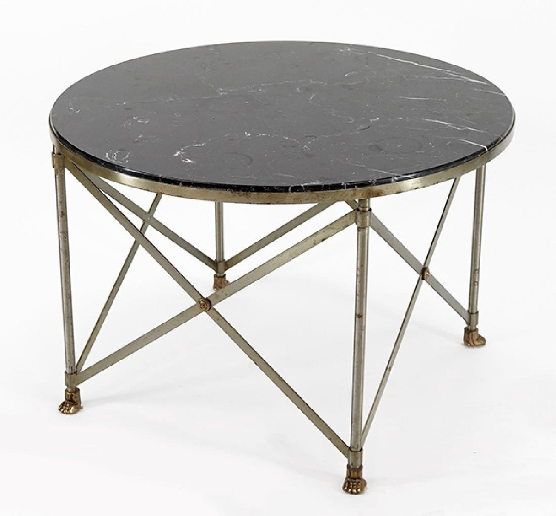 A Cocktail Table.