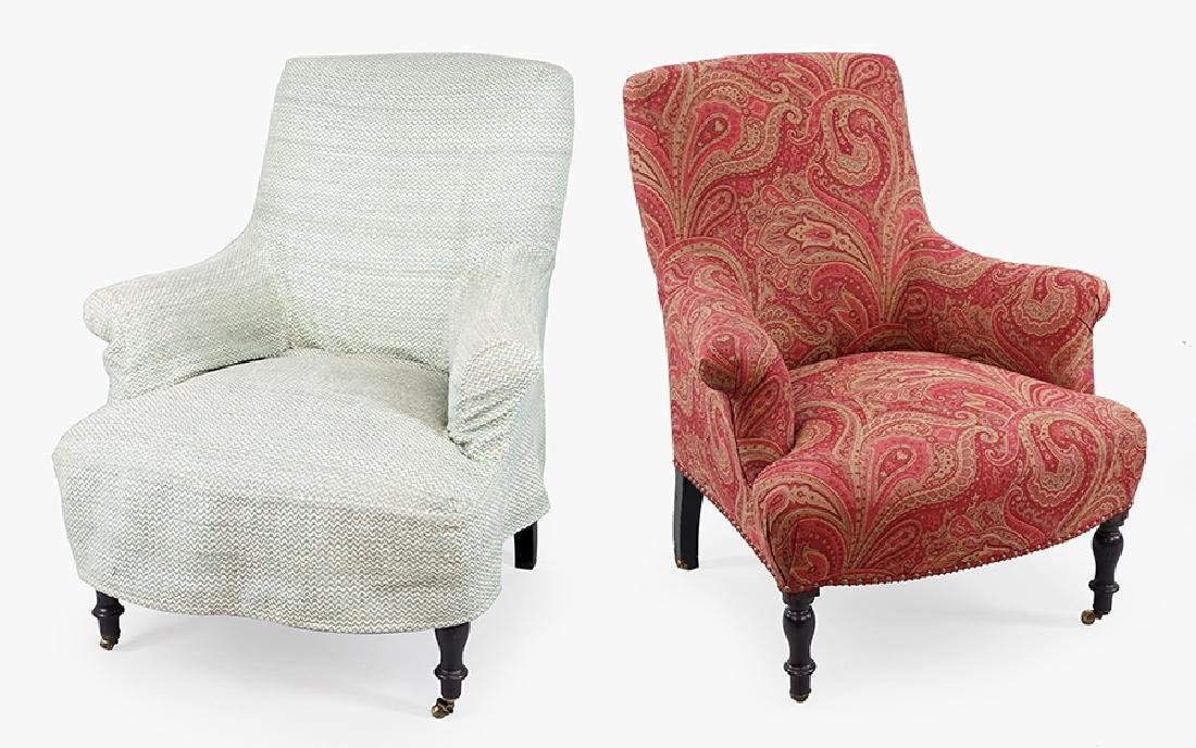 A Pair of Chairs.