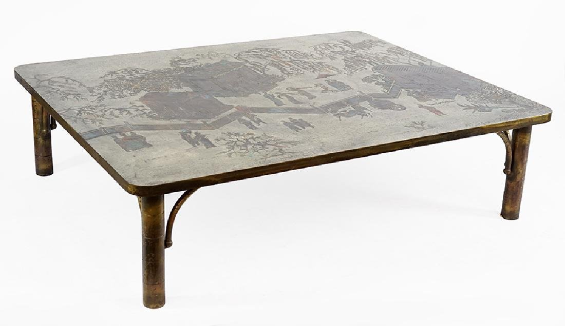 A Philip and Kelvin LaVerne Table.