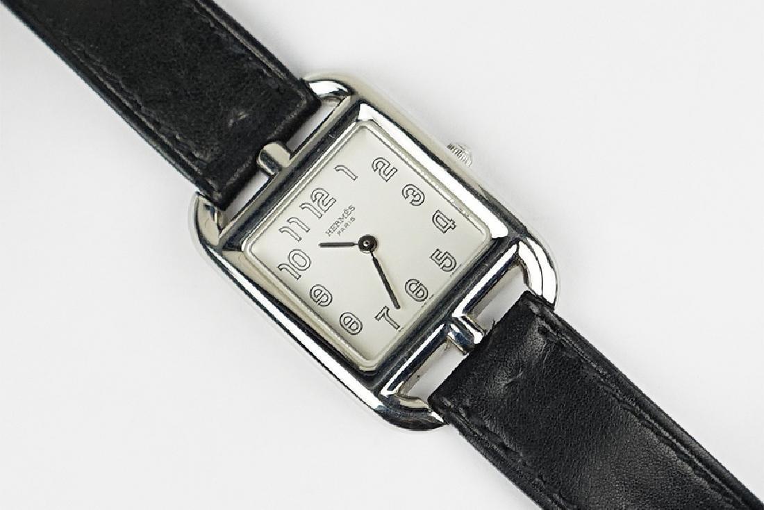 An Hermes Cape Cod Watch.