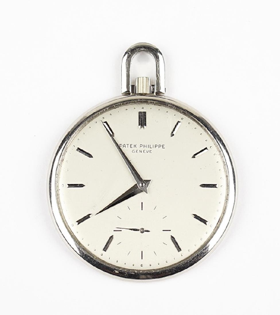 A Patek Philippe Pocket Watch.