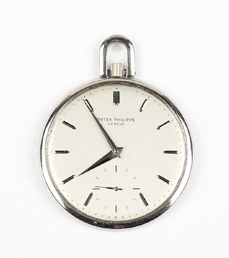 A Patek Philippe Pocket Watch.