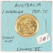 An Australian Gold Coin