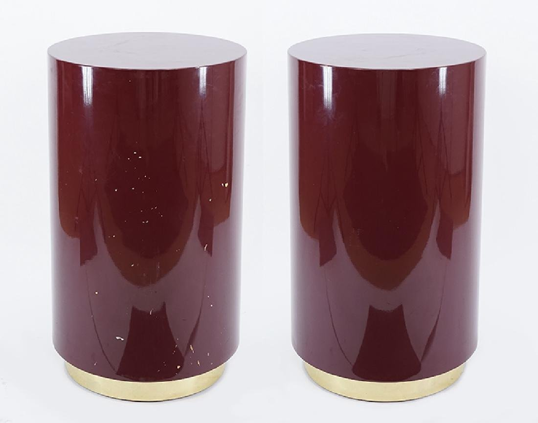 A Pair of Laminated Pedestals.