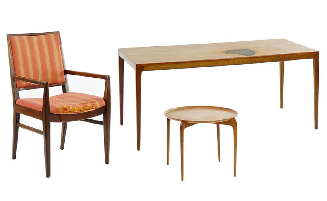 A Danish Teak Tray Table.