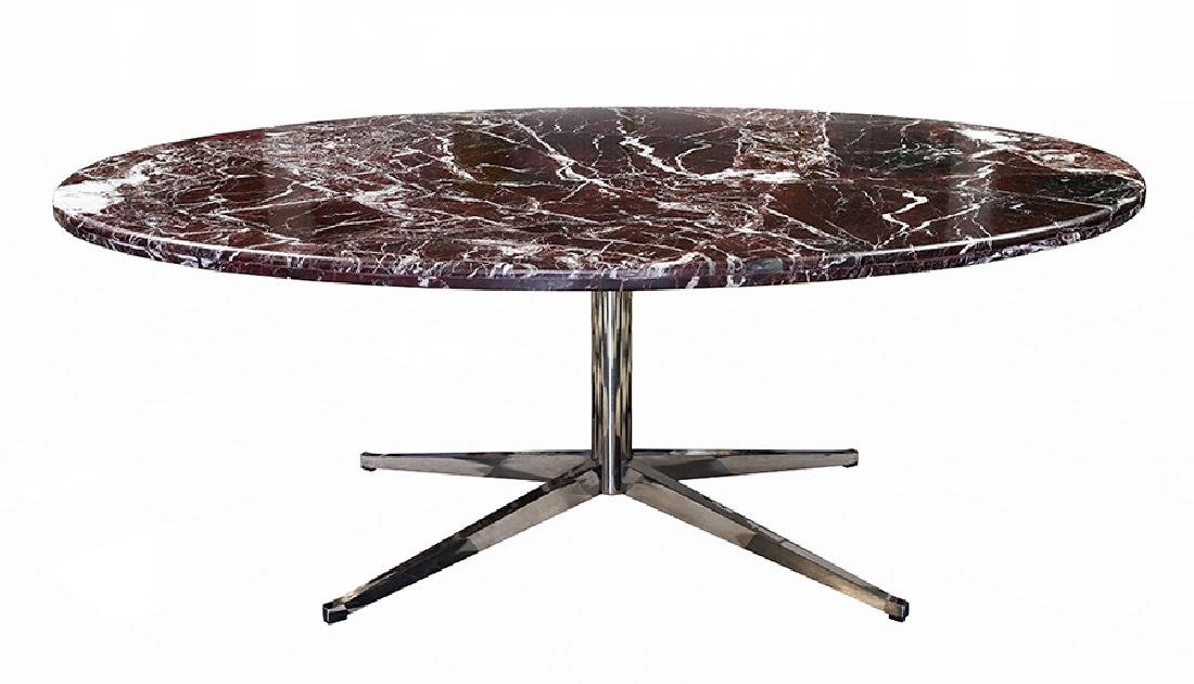 A Florence Knoll for Knoll Table.