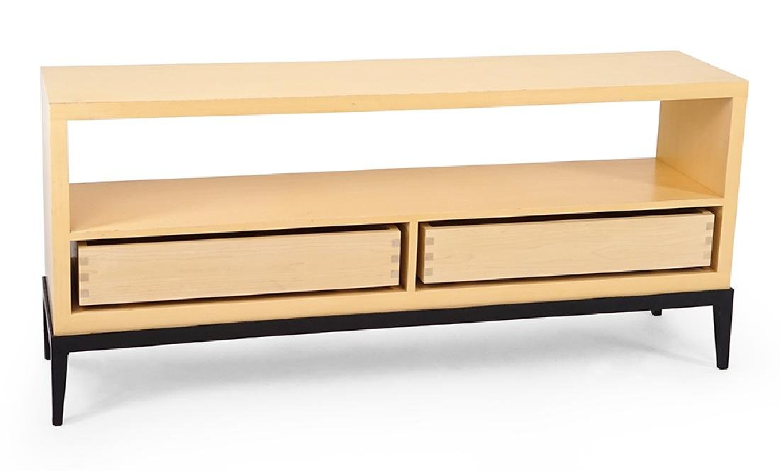 A Christian Liagre for Holly Hunt Console Table.