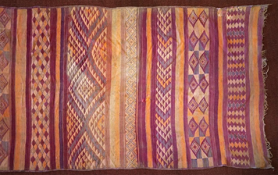 A Kilim Carpet.