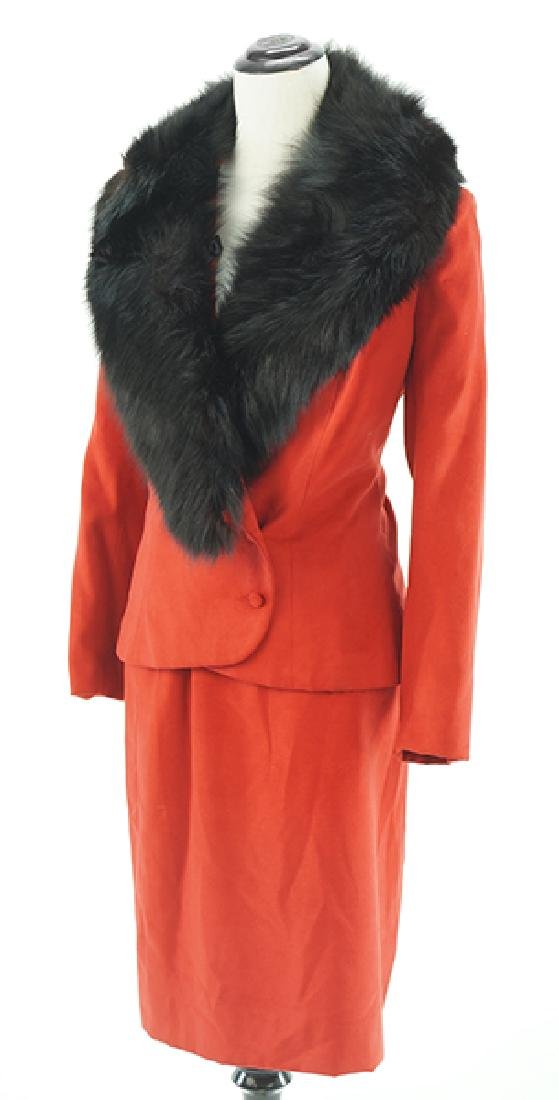 A Stanley Sherman Skirt Suit.