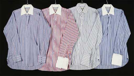 15 Turnbull & Asser Dress Shirts.