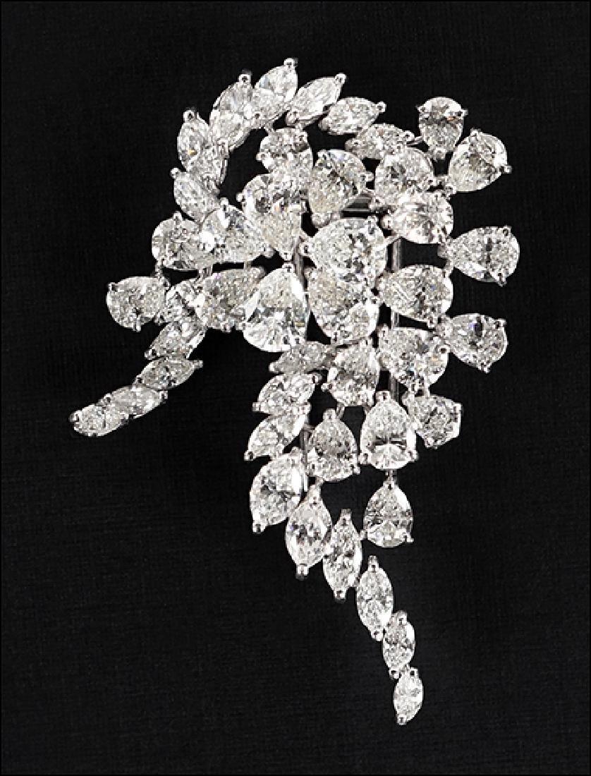 A Diamond Clip.