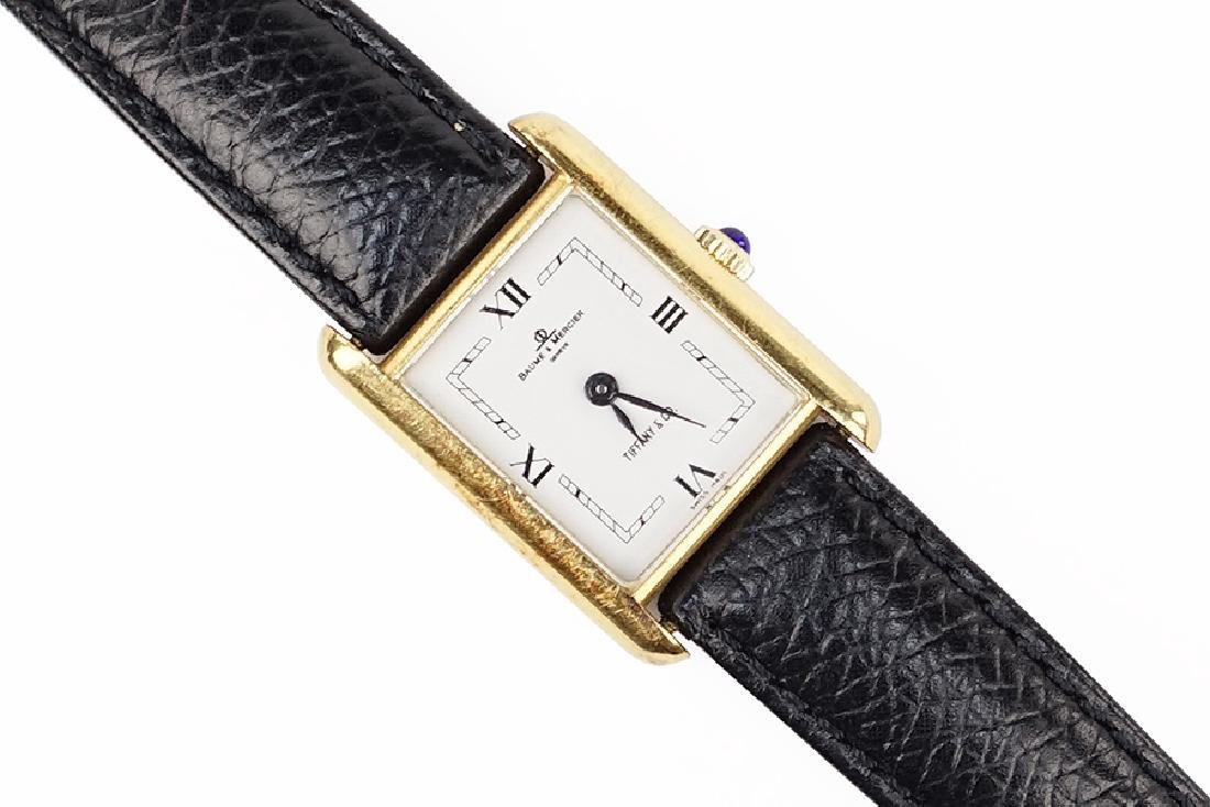 A Baume & Mercier for Tiffany & Company Lady's Watch.