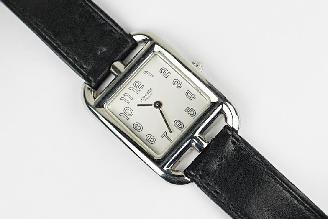 An Hermes Cape Cod Watch.