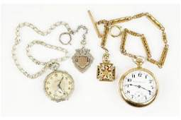 Two Pocket Watches.