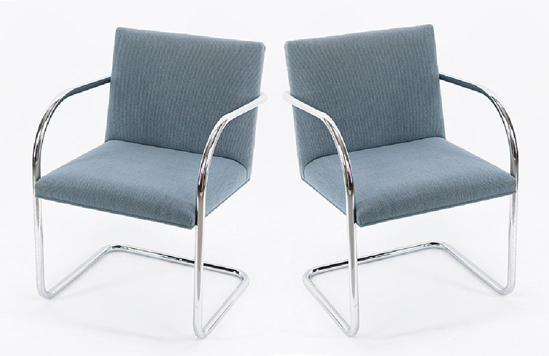 A Pair Of BRNO Chairs.