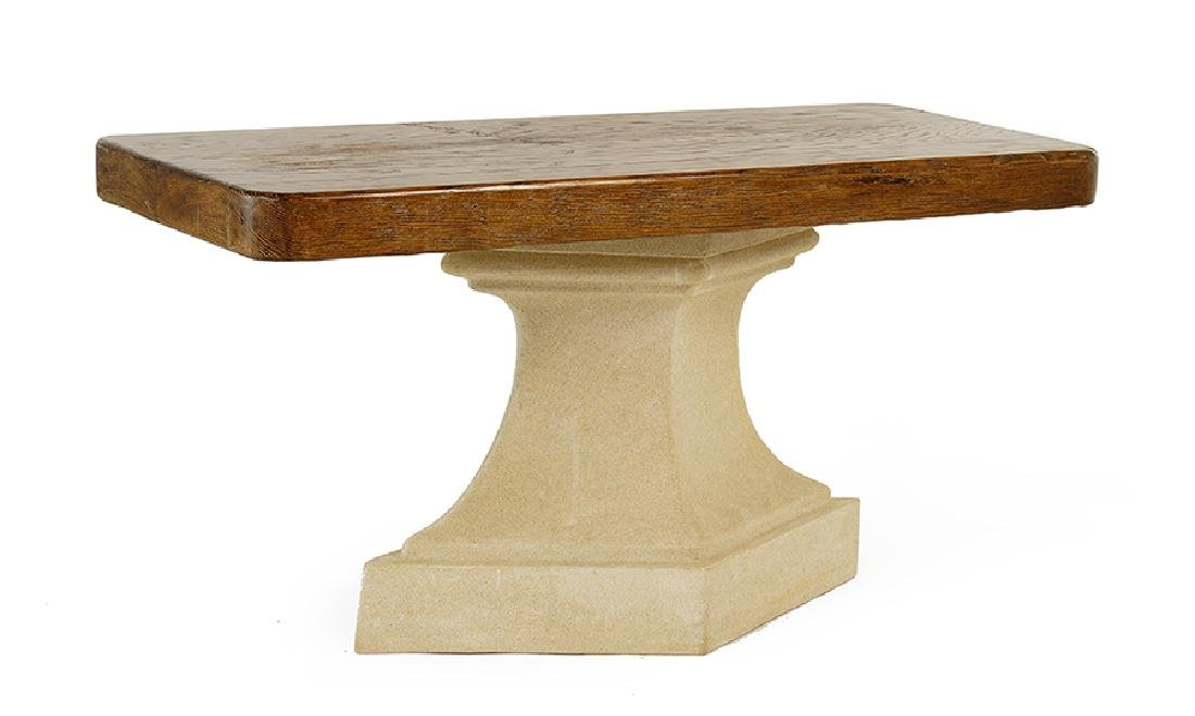 A Michael Taylor Table.