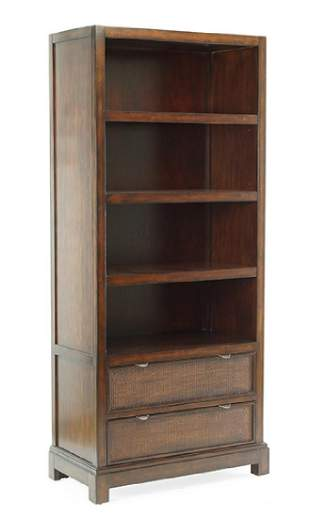 A Pair Of Woodbridge Bookcases.