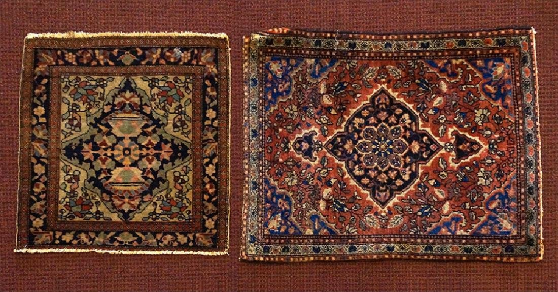 Two Farahan Rugs.