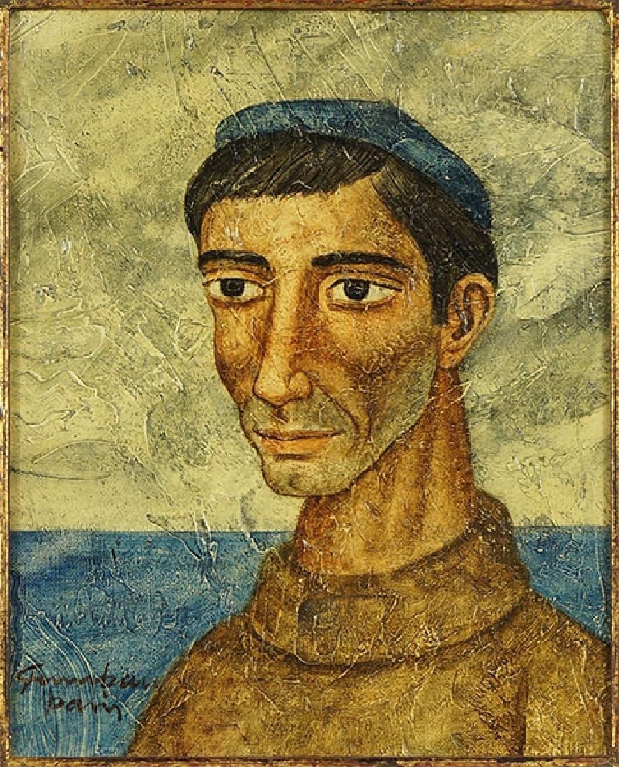 Artist Unknown (French, 20th Century) Head of a