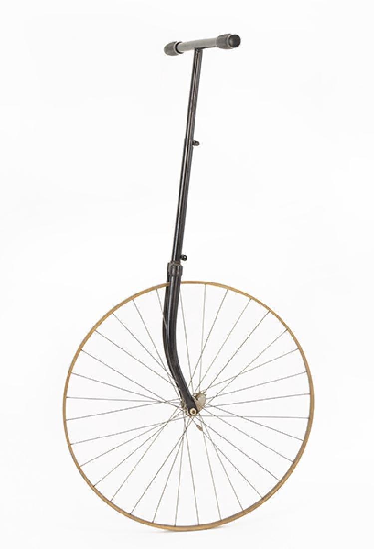 A Surveyor's Wheel.