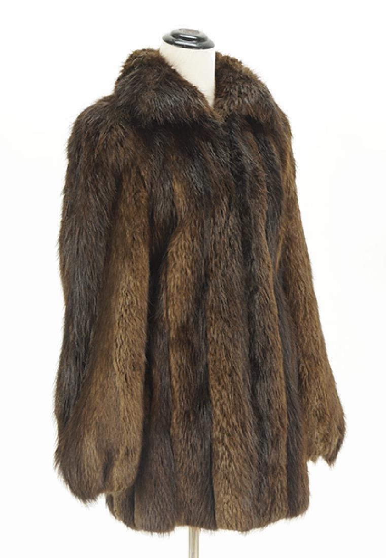 A Beaver Jacket.