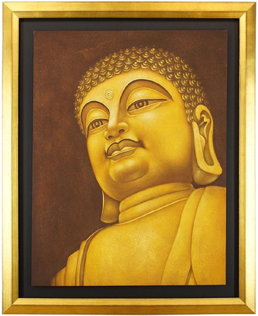 Artist Unknown (Chinese, 20th Century Buddha.